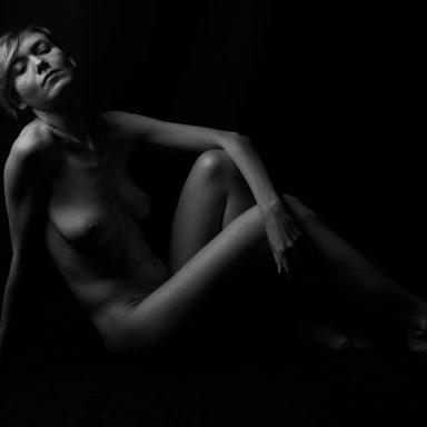 b/w foto fine art nude